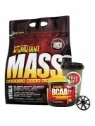Mutant Mass 15lbs Free Mutant Bcaa 9.7 10 Serving & Free Shaker
