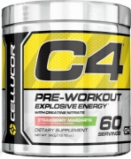CELLUCOR C4 Pre-Workout 60servings