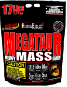 Humabolic Megataur Mass 17 Lbs
